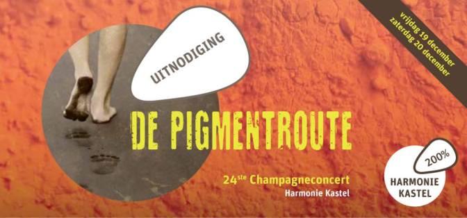 Concert: De Pigmentroute