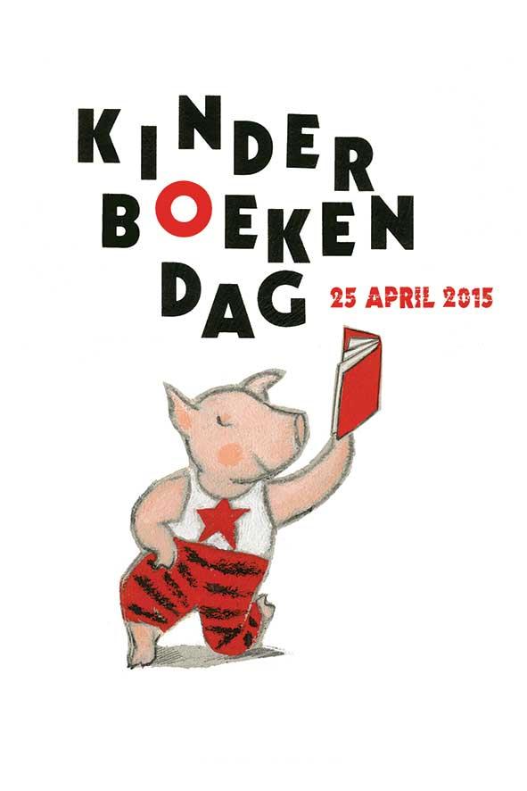 Kinderboekendag, 25 april in Standaard Boekhandel in Dendermonde!
